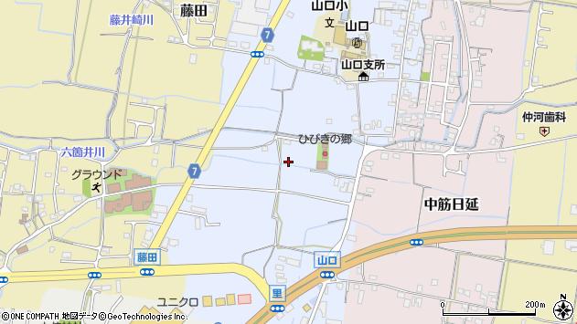 〒649-6311 和歌山県和歌山市里の地図