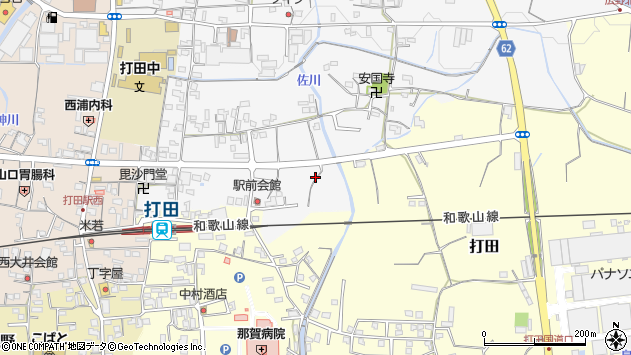 〒649-6418 和歌山県紀の川市久留壁の地図