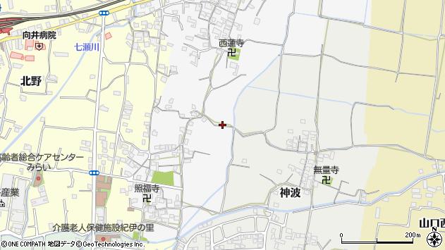 〒649-6316 和歌山県和歌山市上野の地図