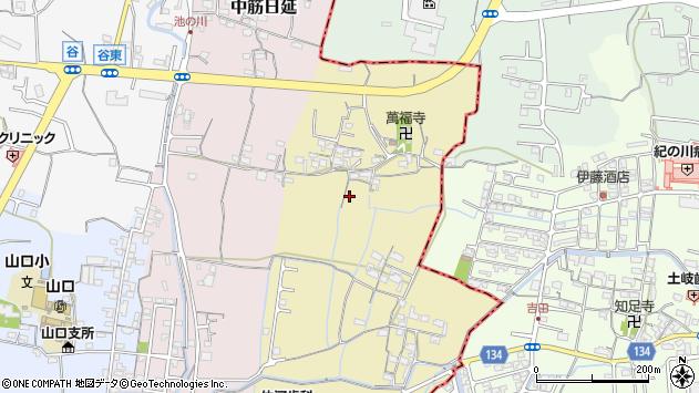 〒649-6303 和歌山県和歌山市平岡の地図