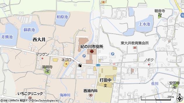 〒649-6400 和歌山県紀の川市(以下に掲載がない場合)の地図