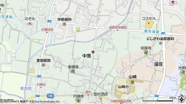〒649-6248 和歌山県岩出市湯窪の地図