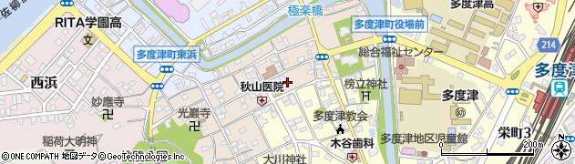 有限会社高原水道設備周辺の地図