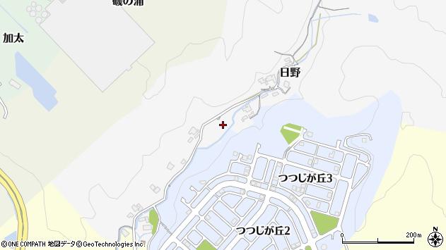 〒640-0111 和歌山県和歌山市日野の地図
