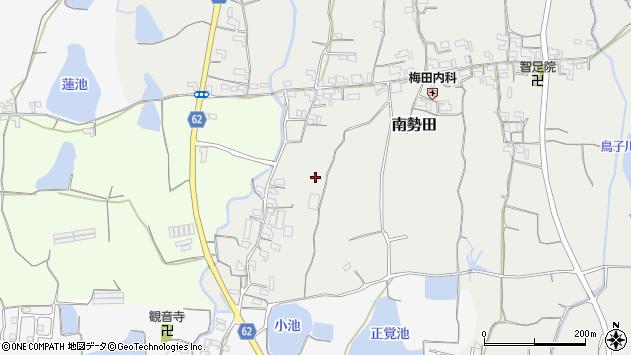 〒649-6403 和歌山県紀の川市南勢田の地図