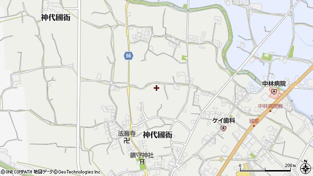 〒656-0455 兵庫県南あわじ市神代國衙の地図