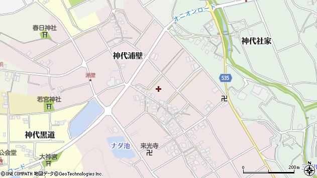 〒656-0452 兵庫県南あわじ市神代浦壁の地図