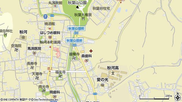 〒649-6531 和歌山県紀の川市粉河の地図
