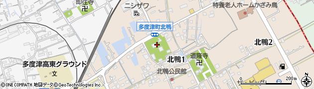 道隆寺周辺の地図