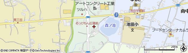 有限会社片山鉄工周辺の地図
