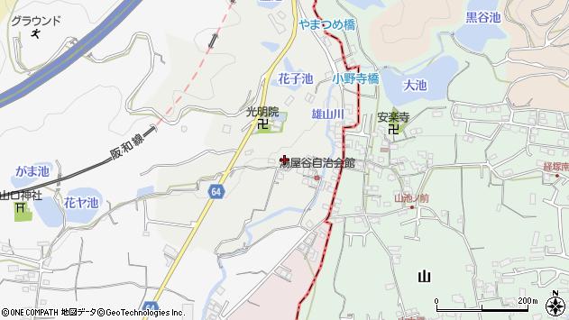 〒649-6302 和歌山県和歌山市湯屋谷の地図