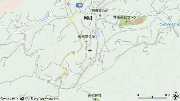 〒648-0111 和歌山県伊都郡九度山町河根の地図