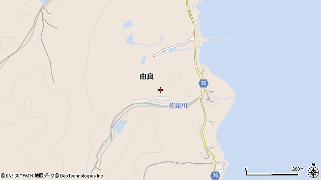 〒656-2543 兵庫県洲本市由良町由良の地図