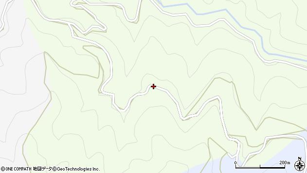 〒637-0232 奈良県五條市西吉野町津越の地図