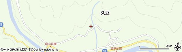 大渕寺周辺の地図