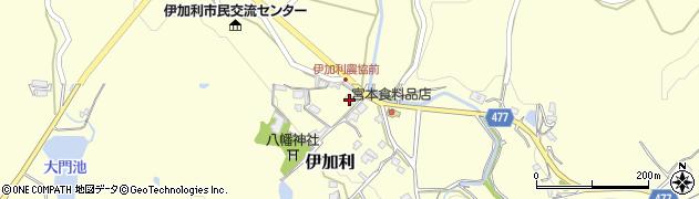 あわじ島農業協同組合 伊加利阿那賀センター周辺の地図