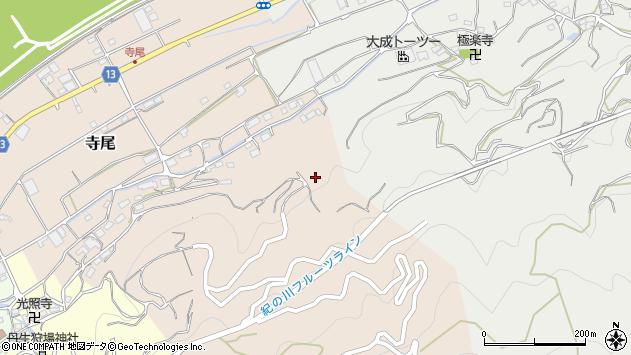 〒649-7136 和歌山県伊都郡かつらぎ町寺尾の地図