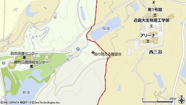 〒649-6208 和歌山県岩出市今畑の地図