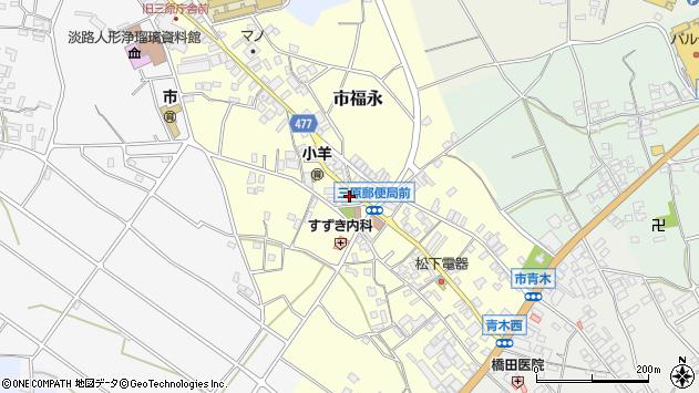 〒656-0478 兵庫県南あわじ市市福永の地図