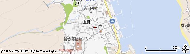 増田湯周辺の地図