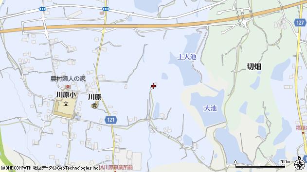 〒649-6525 和歌山県紀の川市野上の地図