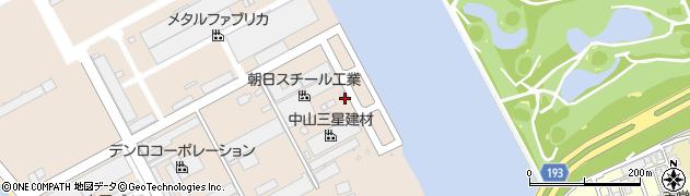 香川県丸亀市昭和町周辺の地図