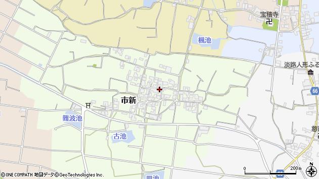 〒656-0476 兵庫県南あわじ市市新の地図