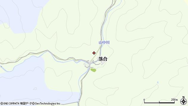 〒649-6308 和歌山県和歌山市落合の地図