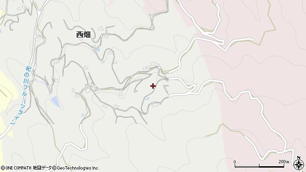 〒648-0042 和歌山県橋本市西畑の地図