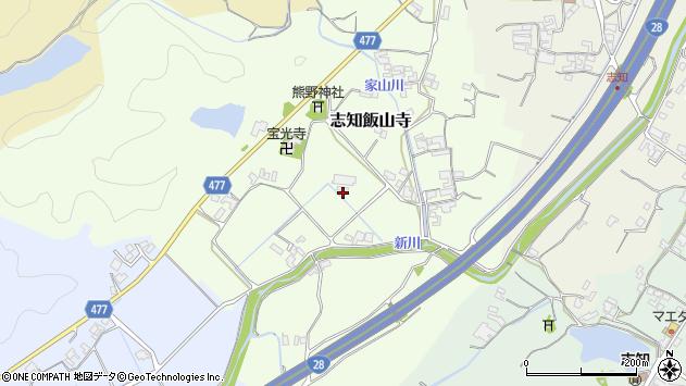 〒656-0323 兵庫県南あわじ市志知飯山寺の地図