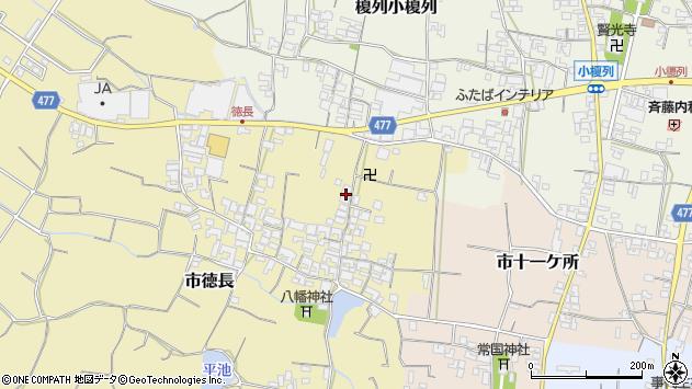 〒656-0477 兵庫県南あわじ市市徳長の地図