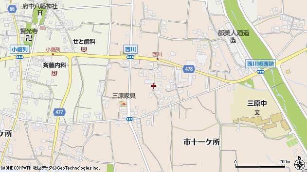〒656-0424 兵庫県南あわじ市榎列西川の地図
