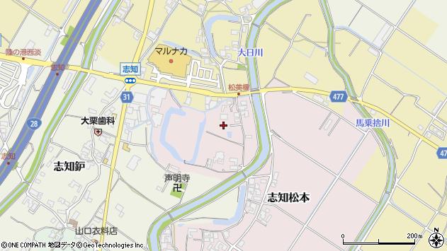 〒656-0481 兵庫県南あわじ市志知松本の地図