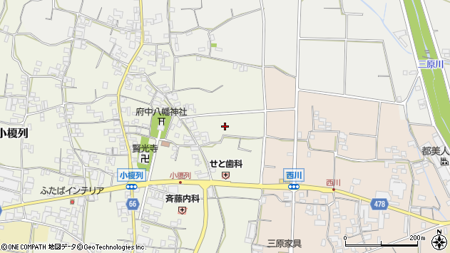 〒656-0425 兵庫県南あわじ市榎列小榎列の地図