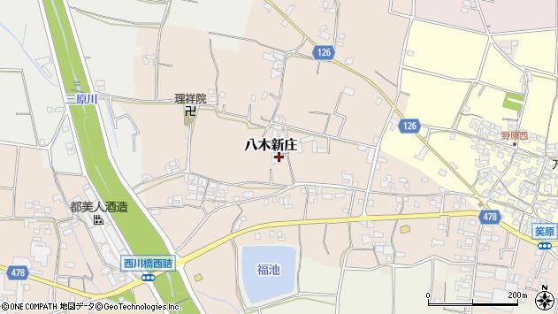 〒656-0436 兵庫県南あわじ市八木新庄の地図