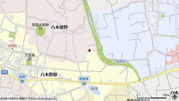 〒656-0432 兵庫県南あわじ市八木徳野の地図