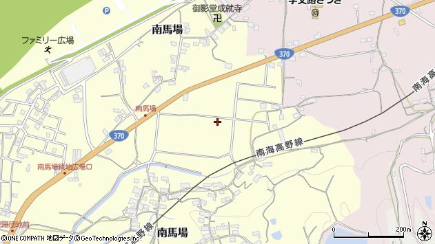 〒648-0044 和歌山県橋本市南馬場の地図