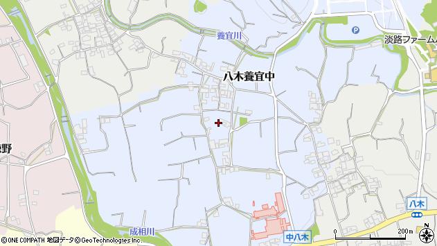 〒656-0442 兵庫県南あわじ市八木養宜中の地図