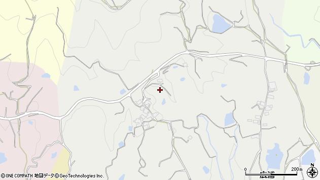 〒649-7175 和歌山県伊都郡かつらぎ町広浦の地図
