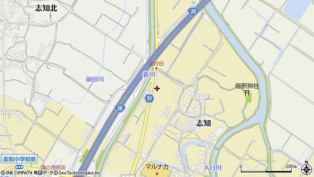 〒656-0321 兵庫県南あわじ市志知の地図