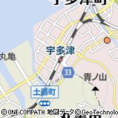 宇多津駅北口
