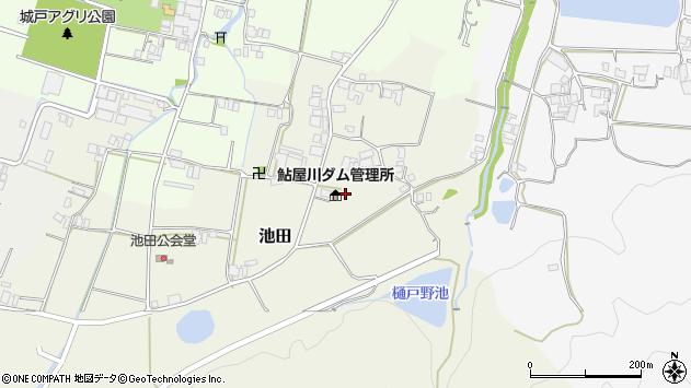 〒656-0043 兵庫県洲本市池田の地図