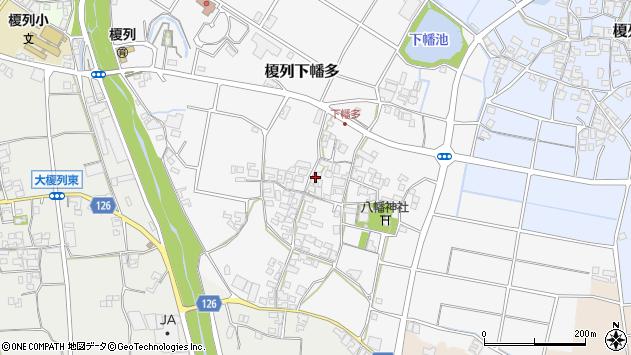〒656-0423 兵庫県南あわじ市榎列下幡多の地図