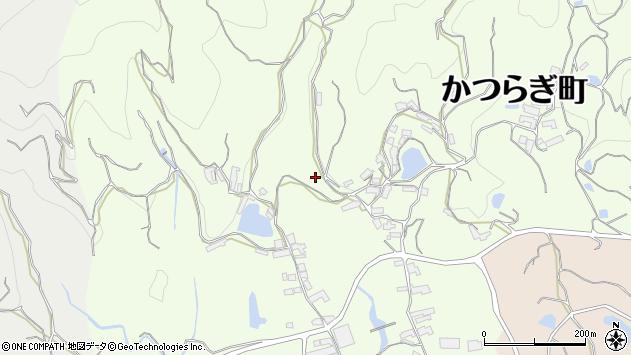 〒649-7123 和歌山県伊都郡かつらぎ町柏木の地図