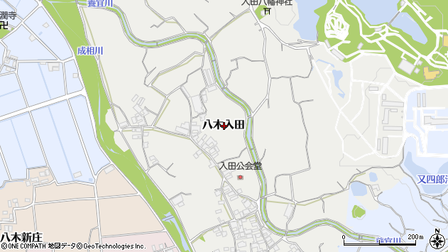 〒656-0441 兵庫県南あわじ市八木入田の地図