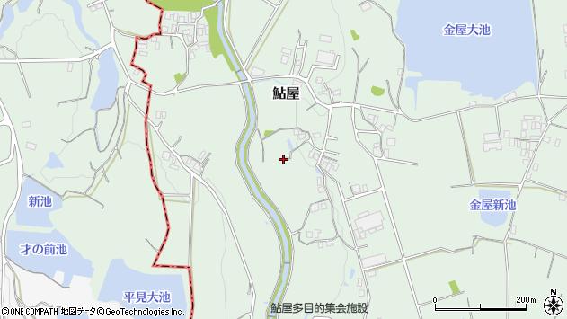 〒656-0111 兵庫県洲本市鮎屋の地図