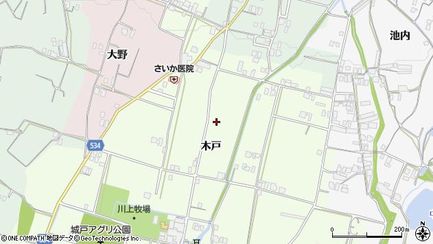 〒656-0045 兵庫県洲本市木戸の地図