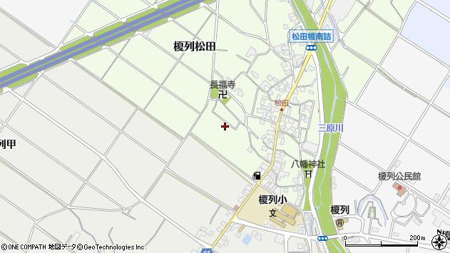 〒656-0427 兵庫県南あわじ市榎列松田の地図