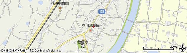 香川県高松市鬼無町鬼無周辺の地図