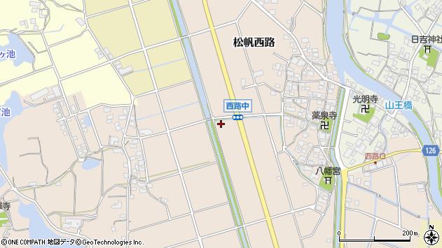 〒656-0314 兵庫県南あわじ市松帆西路の地図